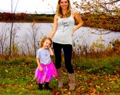Best Friends Tank Top for Women CLOSEOUT! Also in: T-Shirts or Onesie for Baby, Toddler, Kids and Women / Men, Maternity