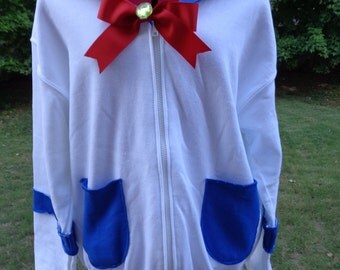 SALE: Original hoodie inspired by Sailor Moon ready to ship