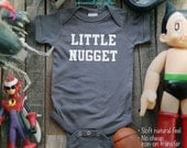 Little Nugget cute baby gift One-Piece, Infant Tee, Toddler, Youth Shirts