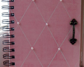 Pink Diamond 5 x 7 Lined Journal