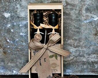 Olive Oil & Balsamic Gourmet Gift Set