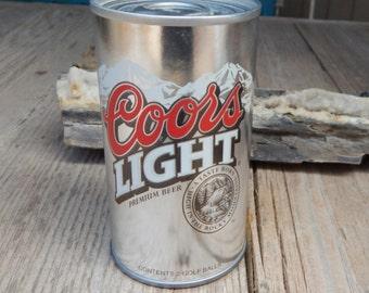 Coors Light Logo Golf Balls in Mini Can