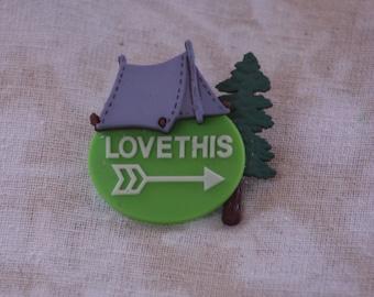 love this camping! pin