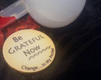 Gratitude Reminder Coin