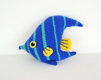 Angel Fish Amigurumi Pattern : Starfish Crochet Pattern Starfish Amigurumi Pattern Sea Star