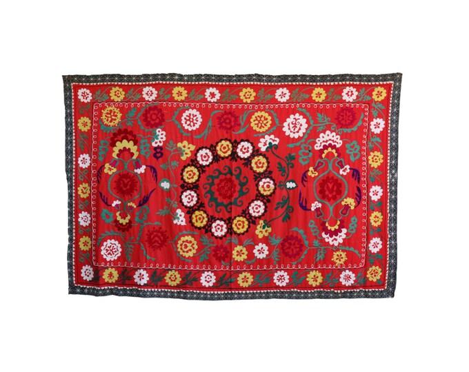 Handmade Vintage Suzani NL3019