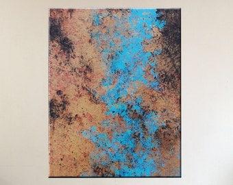 """Patina Painting - Original 16""""x20"""""""