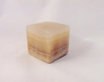 Onyx Cube, Paperweight