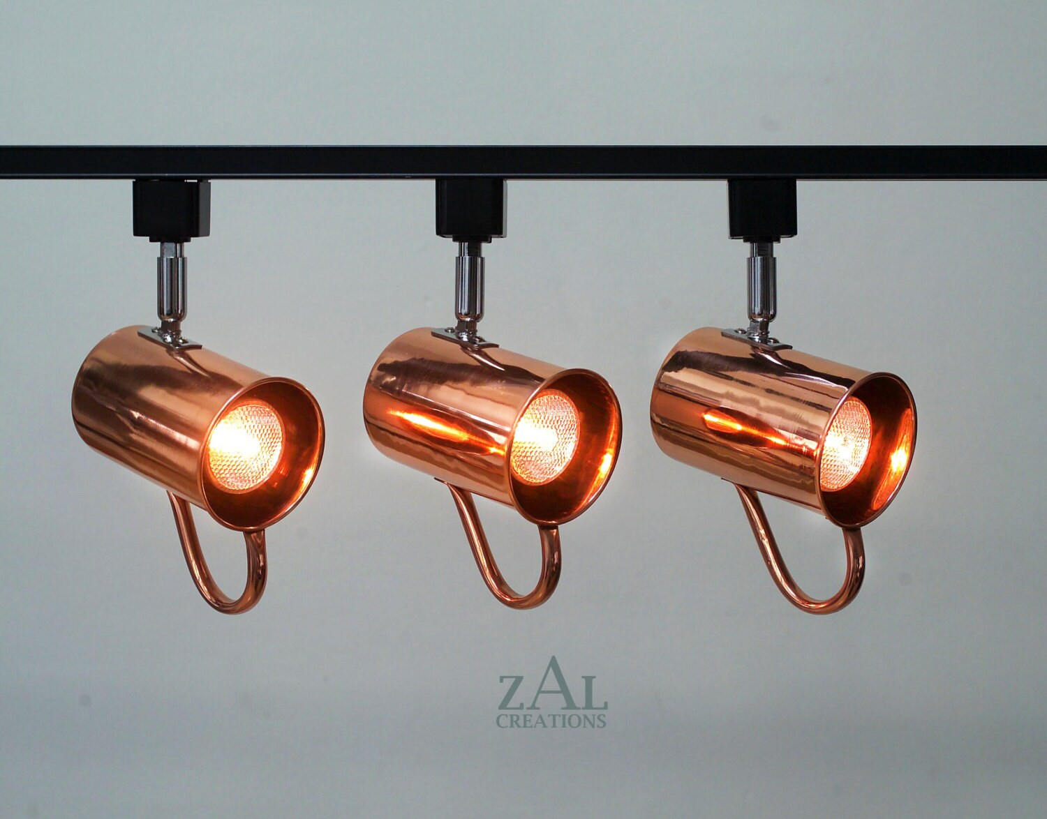Track Lighting Fixture Copper Mug Moscow Mule 3 By