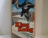 Vintage 1976 King Kong Board Game by IDEAL