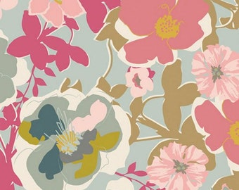 Art Gallery Fabrics - Heartland by Pat Bravo - Blomma Garden Pastiche