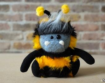 Mini Beesquatch Plush