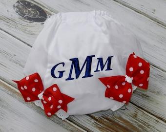 Personalized Diaper Cover