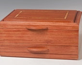 Bubinga Jewelry Box...