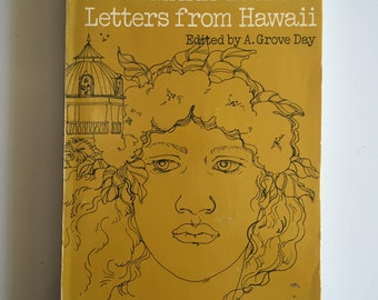 Mark Twain's Letters from Hawaii No. 5 by Mark Twain (1975, Paperback, Reprint)