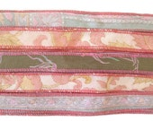 Silk Wrap Bracelet Ribbon, W569