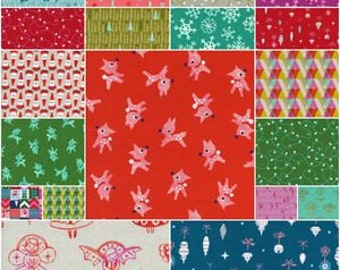 Garland - Half Yard Bundle - Cotton + Steel - CSG-HY - 19 prints