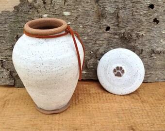 Pet Cremation Urn for 50 lb Pet