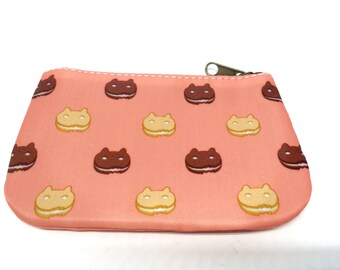 Steven Universe Cookie Cat pouch or coin purse