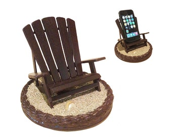 iBeach in Dark Coconut - iPhone 6 Plus, iPhone 6/5 and other similar size phones