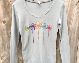 Five Flower Women's Tee