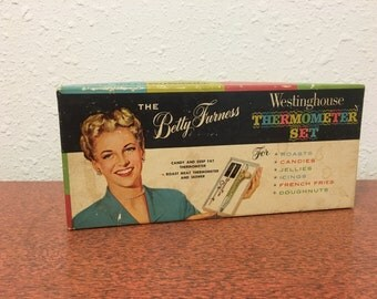 Betty Furness Westinghouse Thermometer Set