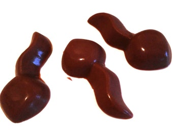 Chocolate Sperm x 3