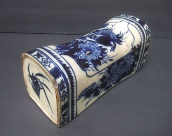 Exotic Chinese Porcelian Head Rest