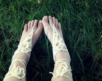Solomon's Knot Barefoot Sandal