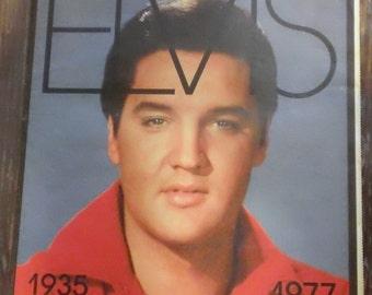 Vintage Elvis Newspaper The Daily Oklahoman Supplement 1977