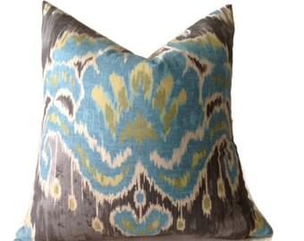 Pillows,ikat Pillows,Marreskesh Ikat  Throw Pillows, Decorative Cushion Covers, Purple Pillows, Houseware  Home Decor Pillows,