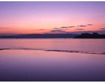 Firestone Bay, 48 x 16 inch(122 x 40cm) limited edition panoramic print, edition of 45