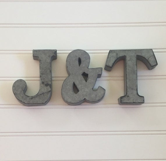 decorative letters for wall items similar to decorative metal letters signage small 21332 | il 570xN.995793354 a1js