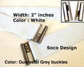 White Belt, White Waist belt, Stretch waist belt, Elastic waist belt, Stretch waist belts, Women belts, White elastic belt, Plus size belt