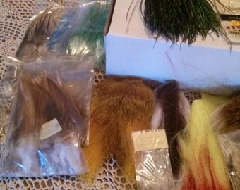 Vintage Fly Fishing Supplies