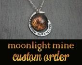 Custom Order for Kat Cook