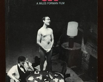 Book, Taking Off, film script, a film by Milos Forman.