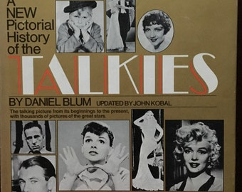 Book, A New Pictorial History of the Talkies.