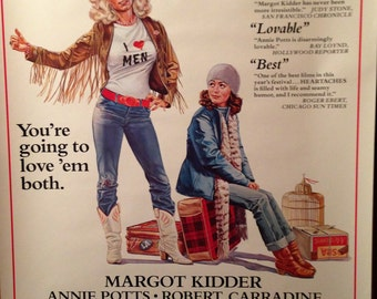 Movie Poster, Heartaches, 1981 with Annie Potts.