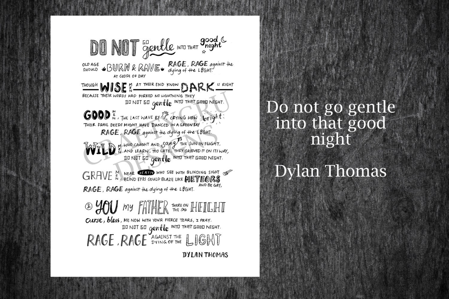 do not go gentle to that good night by dylan thomas essay Dylan thomas expertly investigates notions of reality and higher power as he  reflects on life and death in his poem do not go gentle into that good night.