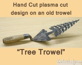 Metal Art Trowel with Pin...