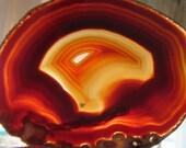 Stone Coaster - Large Agate Slice