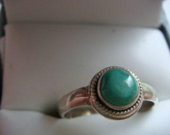 Gorgeous Green Stone Ring