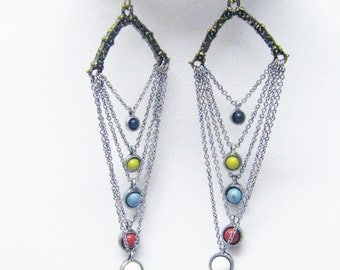 Tribal Market Earrings by Traditions