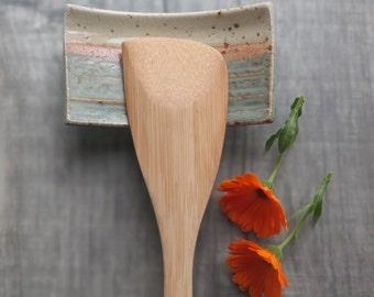 Ceramic Lidded Jar Pottery Vessel For Honey Jam By Toscanna