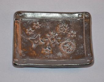 Industrial/Steampunk Soap Dish
