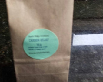 Candida Relief Herbal Tea