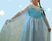 Frozen Queen Elsa Costume...