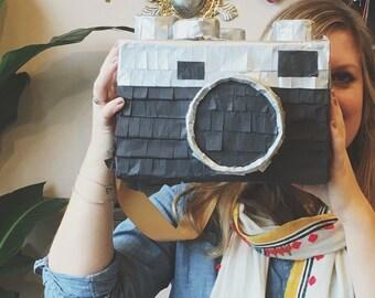 Aw Snap! // Camera Piñata