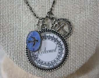 Redeemed Pendant Necklace